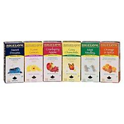 Bigelowreg; Assorted Tea Packs