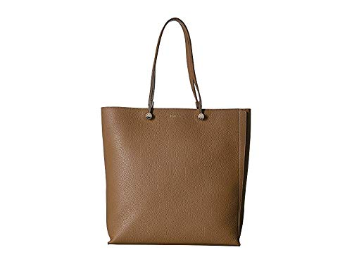 Furla Women's Eden Large Tote N/S Caramello/Onyx One Size