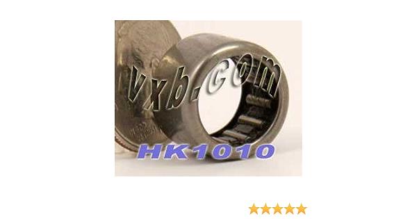 10x14x10 mm HK1010 Needle Roller Bearing 10mm x 14mm x 10mm 5 PCS