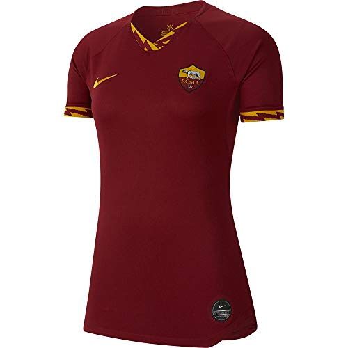 AS Roma Woman Home Stadium Jersey 2019-20 (S) Red