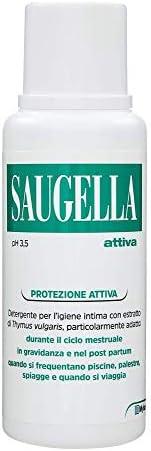 Saugella – Jabón Intimo – pH 3.5-250 ml