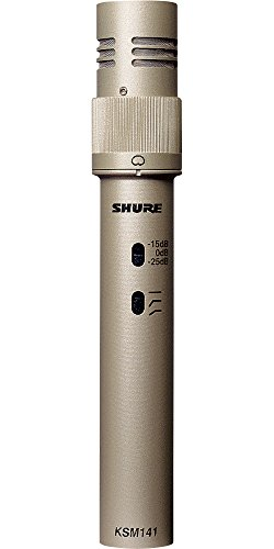 Price comparison product image Shure KSM141 Stereo Pair