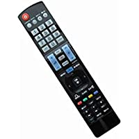 Replacement Remote Control Fit For LG 50LF6000 55LF6000 43LF5900 65LB5200 24LB451B 72LM9500 Smart 3D Plasma LCD LED HDTV TV