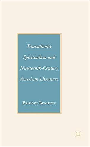 Amazon com: Transatlantic Spiritualism and Nineteenth