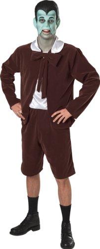 [Munster Eddie Men's Costume] (Eddie Munster Halloween Costumes)