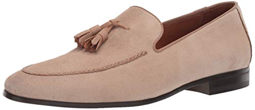 Donald J Pliner Men's Aaron-CS Loafer Stone 8.5 D US