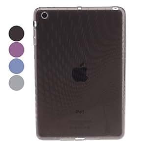 Simple Design Soft Case for iPad mini , Black