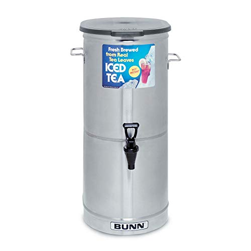 BUNN Oval Iced Tea Dispenser with Side Handles