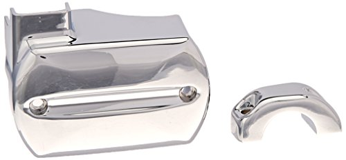 (Kuryakyn 9105 Motorcycle Accent Accessory: Brake Master Cylinder Cover for 1998-2008 Yamaha Motorcycles, Chrome)