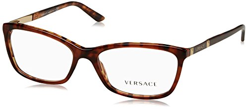 Versace Women's VE3186 Eyeglasses 54mm ()