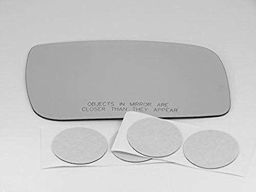 08-09 Ford Taurus Mercury Sable Right Passenger Convex Mirror Glass Lens w/Adhesive USA non (Ford Taurus Right Mirror)