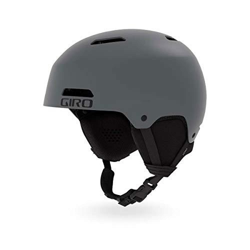 - Giro Ledge Snow Helmet Matte Titanium LG 59-62.5cm