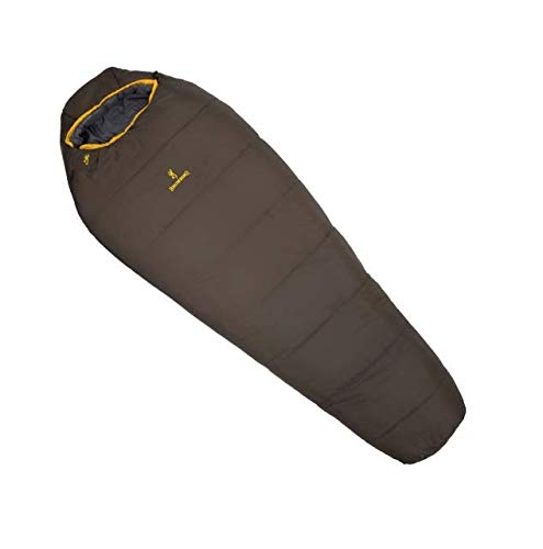 - Browning Basecamp 20 Degree Mummy Sleeping Bag (Walnut) with Stuff Sack for Camping