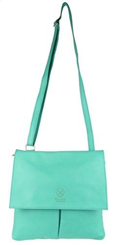 Girly Handbags - Bolso bandolera Mujer turquesa