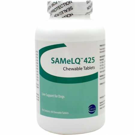 Vitality SAMeLQ 425 Chewable Tablets 60 ct
