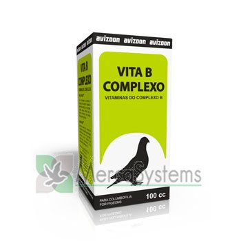 Avizoon Vitamins Complex B, 100 ml