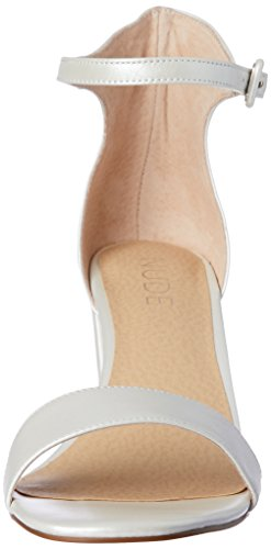 NUDE Off-White (Pearl Leather)