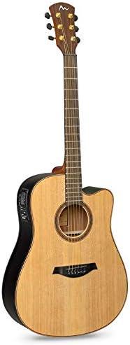 ギター 初心者入門 ギター ローズウッド指板とスプルース単板ギター41インチ 小学生 大人用 ギター初級 (Color : Natura, Size : 41 inches)