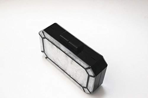 Geometric Clutch Colorful Box EROGE Marble Purse Acrylic Perspex Women for Handbags Design fCU6wgq