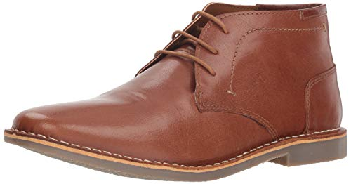 Mens Brown Dress Boots - Steve Madden Men's Harken Chukka Boot, tan, 9 M US