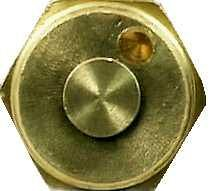 Nozzle Champion (Champion Irrigation S3q Sprinkle Insert Nozzle 3 Quarter - Brass)