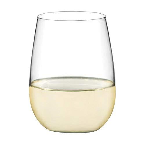 606 Glasses - Libbey 4 estate glasses 20.5 oz/606 ml