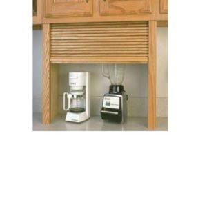 Kit Maple Door (Straight Appliance Garage)