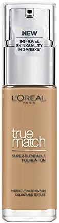 L'Oreal Paris Base de maquillaje l'oreal paris true match, tono 4.5 n tr