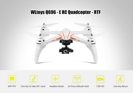 6 Axis Quad Copter With Wifi 720 Camera And Always Level Camera Mount by DENTT (Image #5)