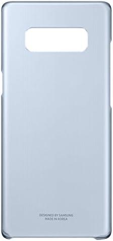 Samsung Note 8 Clear Cover - Funda para Samsung Galaxy Note 8, color azul- Version española: Amazon.es: Electrónica