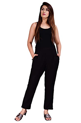 Sakshi Women's Pants Cotton Casual Trouser