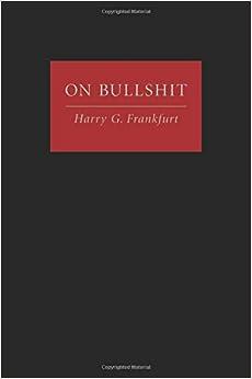 On bullshit essay