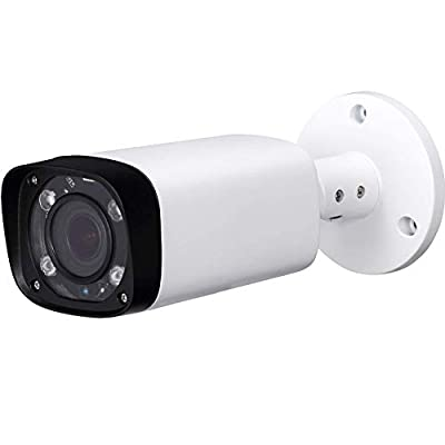Dahua OEM 6MP POE IP Camera IPC-HFW4631H-ZSA Motorized Zoom 2.7-13.5mm VF Lens 5X Optical Zoom, IR 60m, IK10, IP67 with Built-in Audio, SD Card Slot Bullet Network Camera, H.264/H.265 ONVIF from Dahua