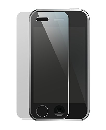 Protection d'écran en verre trempé pour Apple iPhone 3/3GS, Transparent