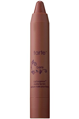 Tarte LipSurgence Matte Lip Tint, BARE (marsala) .10 oz