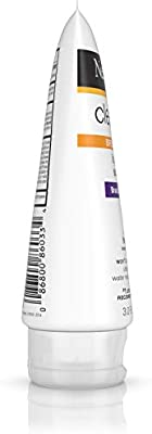 Neutrogena Clear Face Liquid Lotion Sunscreen for Acne-Prone Skin, Broad Spectrum SPF 55, Oil-Free and Fragrance-Free, 3 fl. oz