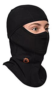 Balaclava by GearTOP, Best Full Face Mask, Premium Ski Mask and Neck Warmer for Motorcycle and Cycling from GearTOP