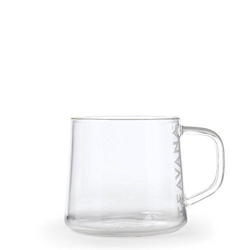 Teavana Glass Mug