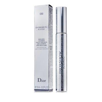CHRISTIAN DIOR by Christian Dior DiorShow Iconic High Definition Lash Curler Mascara - #090 Black --10ml/0.33oz