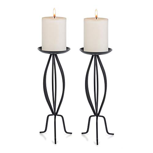Top 10 Candle Holders For Mantle Of 2019 No Place Called
