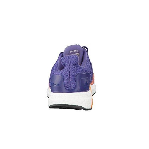 Adidas Ultraboost St Hardloopschoenen - Dames - Raw Indigo / Noble Ink / Orange - Uk Schoenmaat 4