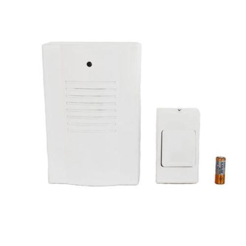 Wireless-Doorbell-100-Foot-Range-16-Different-Rintone-Chimes-Door
