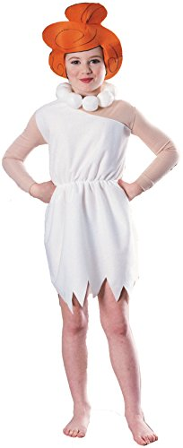 Rubie's Costume Children Wilma Flintstone Costume, Small ()