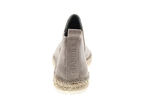 Ankle Taupe Espadrilles Light Boot Damen Shabbies Amsterdam AzxqOEP
