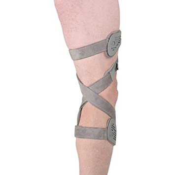 336e0c633c Image Unavailable. Image not available for. Color: Ossur Unloader One OTS  Osteoarthritic Knee Brace-M-Right-Short Medial
