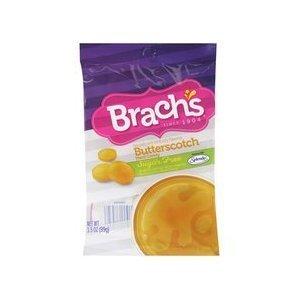 (Brach's, Sugar Free, Butterscotch Hard Candy, 3.5oz Bag (Pack of 6) )