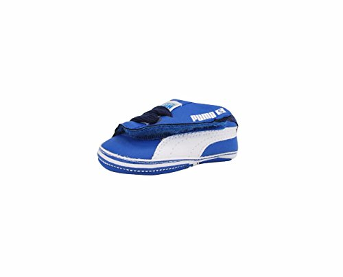 PUMA Crib pack Tom and Jerry Infant Shoe (Infant/Toddler) , Strong Blue/White, 5 M US Toddler