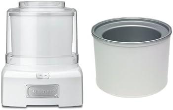 Cuisinart ICE-21 1.5-Qt. Frozen Ice Cream Maker Bundle