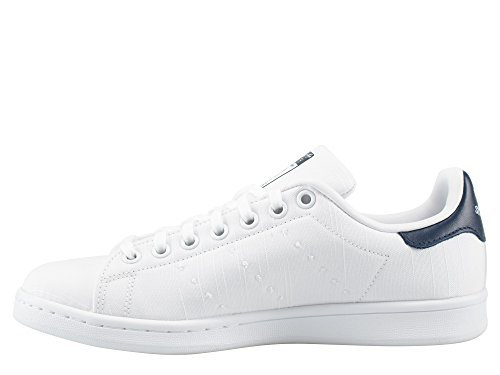 Weiß White Running Smith New Running White W Stan adidas Navy qx0At4