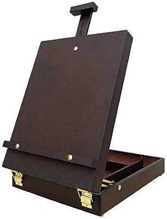 HAMZ COSTWAY Caja De Caballete, la tabla de madera que bosqueja la ...